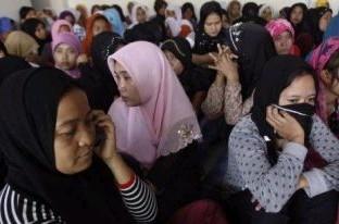 你看到印尼傭工的面容和她們的需要嗎?