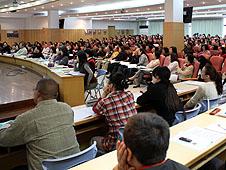 高雄福傳中心舉辦新課程講論彌撒禮儀