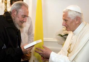 教宗指共產主義在古巴已行不通