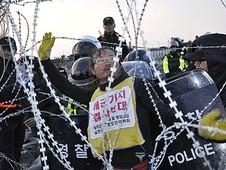 南韓教會要求警方釋放被捕神職人員 thumbnail