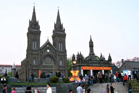 共融中的掙扎與對比——回首二零一一年的中國教會