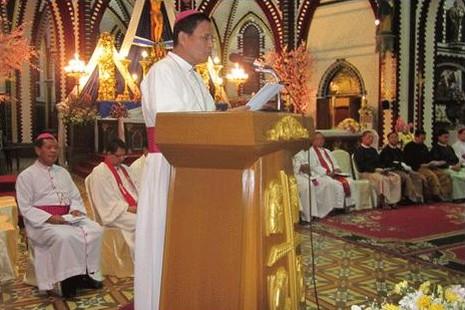 緬甸總主教說教會必須推動公民參與 thumbnail