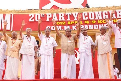 基督理念指導印度共黨政治局委員