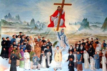 聖人劉達陡神父仍在渠縣教友記憶中