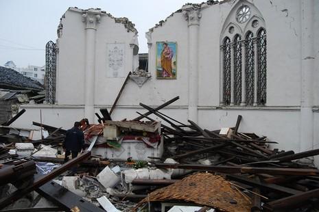 重訪四川地震災民有感──災難可怕嗎?