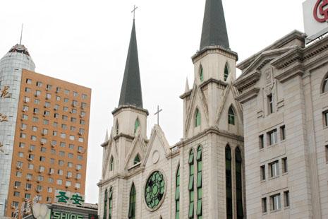 哈爾濱擬祝聖未經教宗批准的主教候選人