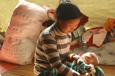 緬甸克欽族難民在中國境內陷人道危機