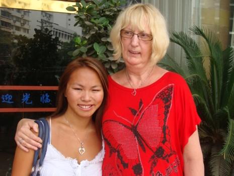 大愛無疆──荷蘭養母帶女尋親