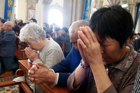 教廷警告哈爾濱祝聖,宗教局強烈回應