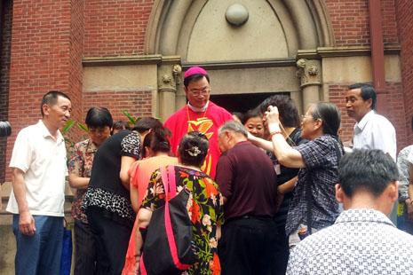 【評論】為失魂落魄的中國教會招魂 thumbnail