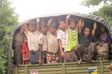 聯合國呼籲緬甸政府調查若開邦族群衝突