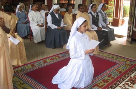 尼泊爾籍修女為國內最大女修會締造歷史