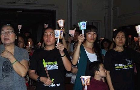 越南法院對基督徒博客作者判刑