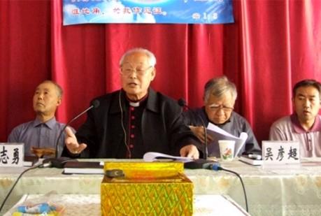世界主教會議感受中國主教精神上參與