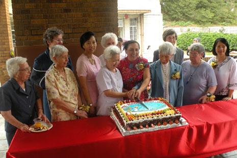 瑪利諾女修會百年會慶展現承傳精神