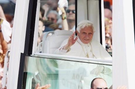 梵蒂岡展出二百年來的教宗專車