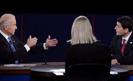 美副總統候選人就天主教信仰及墮胎激辯