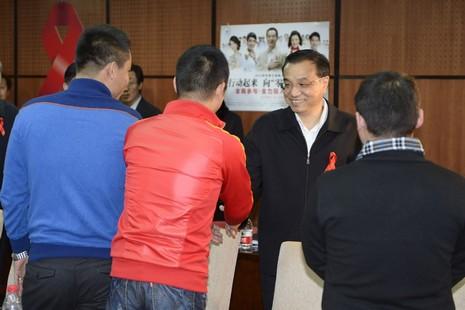 維權人士對中國防治愛滋病獲表揚感震驚