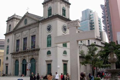 【評論】澳門教會五年來的發展