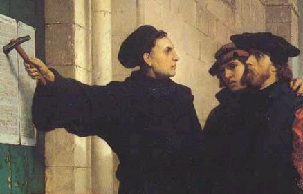 默克爾促德國基督宗教共商紀念馬丁路德