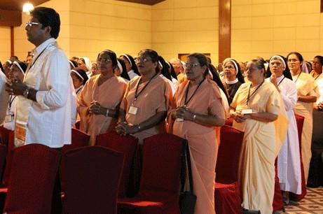 印度修會會長認為修道生活面臨危機