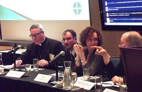 美國博客會議指社交媒體為教會帶來機遇