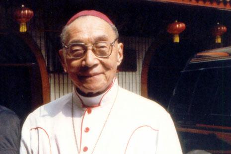 四川天主教會最後一位老主教安息主懷