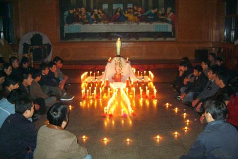 中國教會未來最大的挑戰──聖召銳減 thumbnail