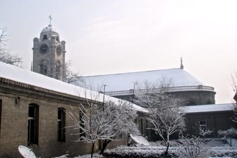 中國面臨聖召危機,教會加強教友培育