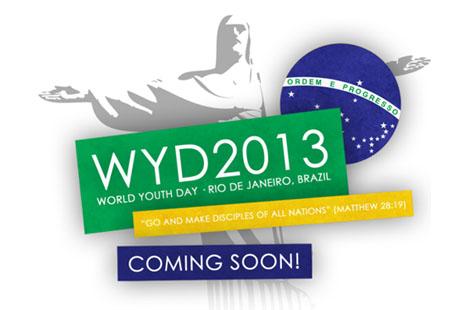 【文件】二零一三年第廿八屆世界青年節文告