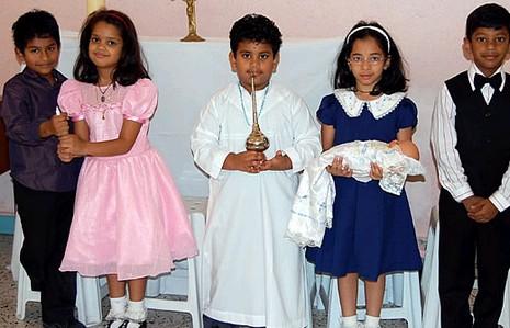 印度喀拉拉教會將性教育納入兒童主日學
