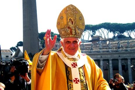 華人教會領袖對教宗辭職表示震驚但接受 thumbnail
