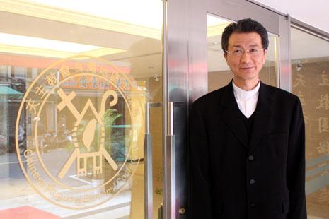 台灣擬立宗教團體法,教會冀符合聖統制