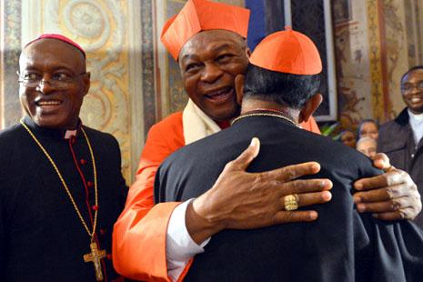 【特稿】為何下任教宗該由非洲人出任? thumbnail