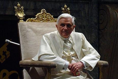 亞洲各地教會對教宗本篤辭職反應不一