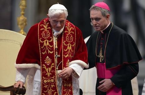【文件】教宗本篤十六世宣布退位之聲明全文 thumbnail