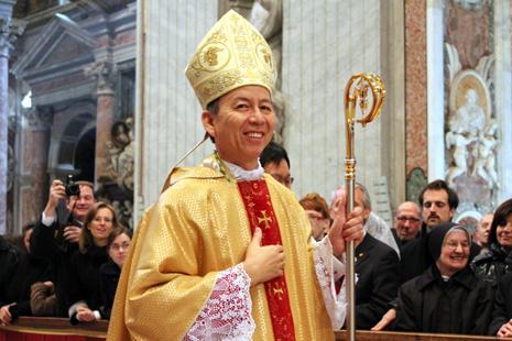 韓大輝總主教的反思:我們有教宗了! thumbnail