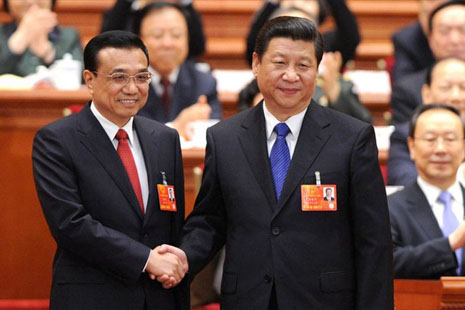 梵蒂岡發言人向中國新領導班子致意