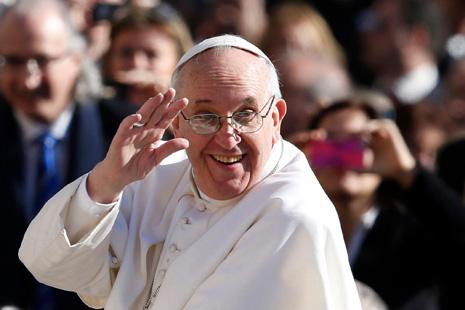 台灣耶穌會士料新教宗追隨傳統重視中國 thumbnail