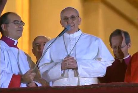 謙遜簡樸的阿根廷耶穌會士當選新教宗 thumbnail