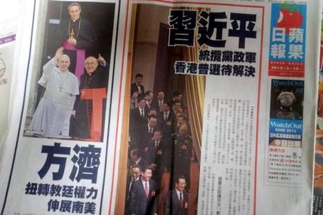 【評論】新教宗和新國家主席帶來的希望與感慨 thumbnail