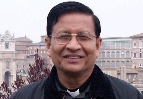 【專訪】貌波總主教:緬甸天主教會參與建設國家