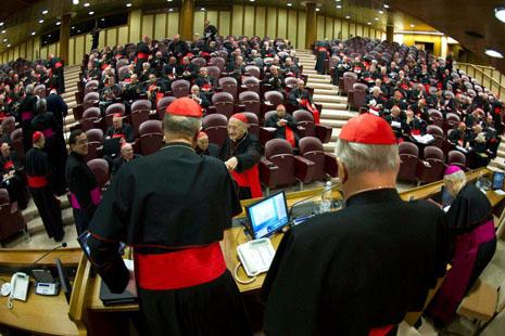 調查反映多數讀者期望新教宗不是歐洲人 thumbnail
