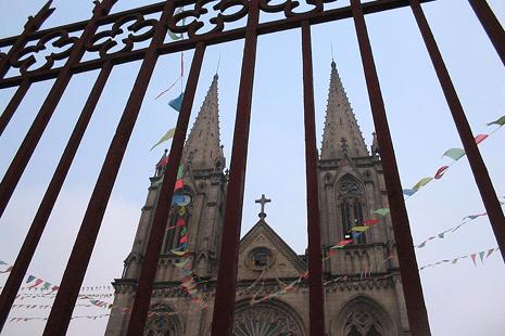廣州主教認為梵蒂岡對華政策需改變 thumbnail