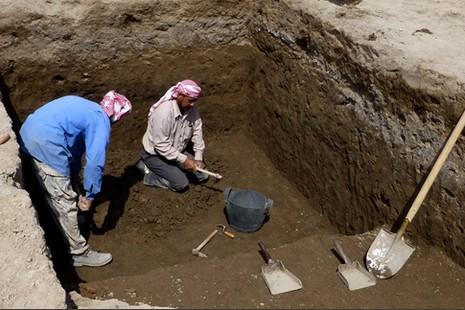 聖經記載的亞巴郎出生地附近發現古建築群