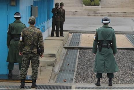 天主教會關注南北韓局勢日趨緊張