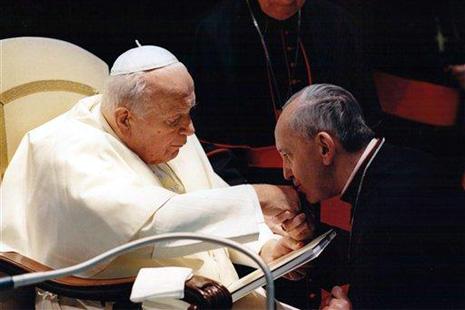 教宗若望保祿二世可能今年內宣聖