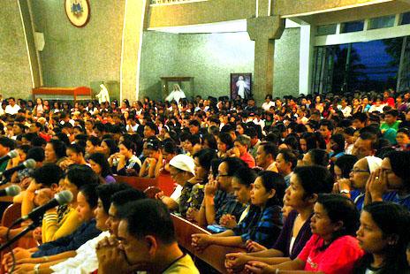 菲律賓主教反駁調查指天主教徒信仰淡化