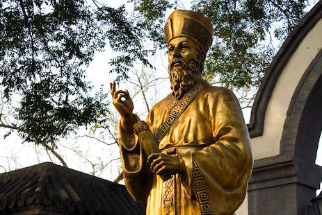 教宗指利瑪竇的本地化傳教方式影響了他