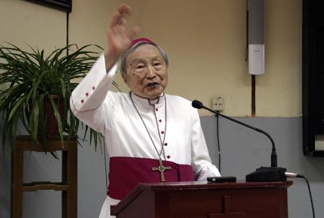 【評論】帶著謎離世的爭議人物上海主教金魯賢 thumbnail